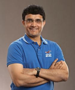 Sourav Ganguly after